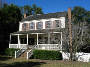 Witherspoon house - 1749