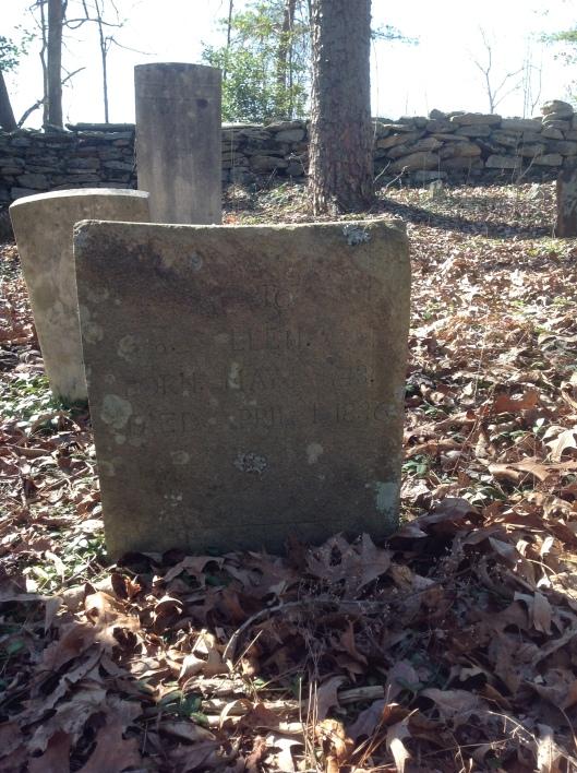 allen-george-gravestone-alexander-county-nc