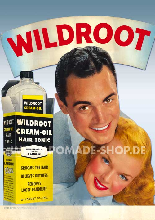 wildroot-cream-1945-poster